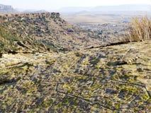 Thaba Bosiu, Lesoto imagens de stock
