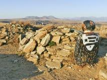 Thaba Bosiu, Lesoto fotos de stock