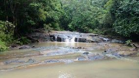 Thabagala Ella Sri Lanka Matara Arkivbild