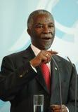 Thabo Mbeki Stock Photography