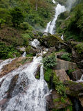 Thac Bac waterfall in Sapa, Vietnam Stock Photography