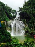 Thac Mu Royalty Free Stock Photo