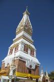 Thad Phranom Pagoda Stockfoto