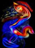 Thai abstract Stock Photo