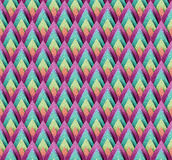 Thai Abstract Pattern Background   paper craft Royalty Free Stock Photos