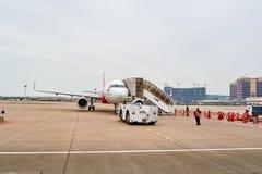 Thai AirAsia Imagem de Stock