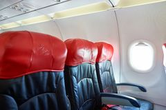 Thai AirAsia Imagens de Stock Royalty Free