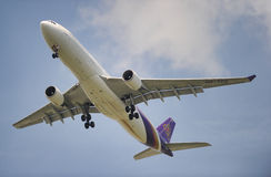 Thai Airways Royalty Free Stock Photo