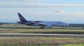 Thai Airways Boing 777 Photo stock
