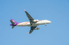 Thai Airways plane Royalty Free Stock Image