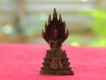 Thai amulet. Royalty Free Stock Image