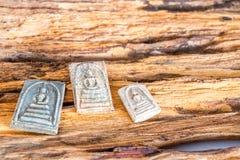 thai amulett Royaltyfri Foto
