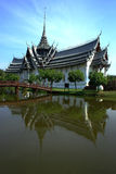 Thai ancient architecture Royalty Free Stock Image