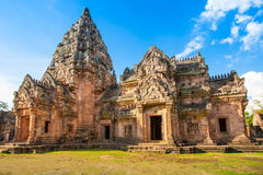 Thai Ancient Castle Royalty Free Stock Images