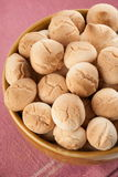 Thai ancient cookie Royalty Free Stock Images