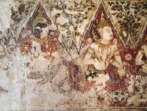 Thai Ancient old art Stock Photos