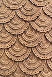 Thai ancient stucco Stock Images