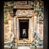 Thai Ancient Temple Stock Photography