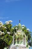 thai ande för 01 hus Arkivbilder