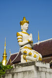 Thai angel Royalty Free Stock Image