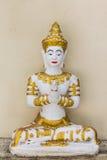 Thai angel statue Stock Images