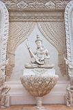 Thai angel statue Royalty Free Stock Image