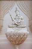 Thai angel statue Royalty Free Stock Images
