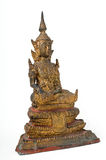 Thai Antique Buddha Statue  Royalty Free Stock Image
