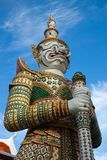 Thai antique giant Royalty Free Stock Photography