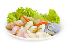 Thai appetizer Royalty Free Stock Image