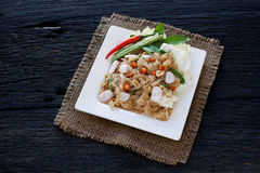 Thai appetizer food called Royalty Free Stock Photos