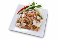 Thai appetizer food called Royalty Free Stock Image