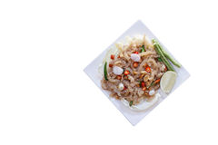 Thai appetizer food called Royalty Free Stock Photography