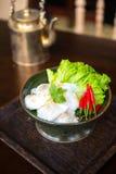 Thai appetizer. Thai foods. Royalty Free Stock Photo