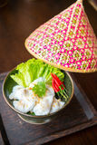 Thai appetizer. Thai foods. Royalty Free Stock Photography