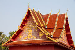 Thai architect Royalty Free Stock Photography