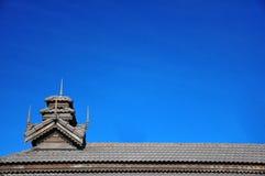 Thai architecture Royalty Free Stock Image