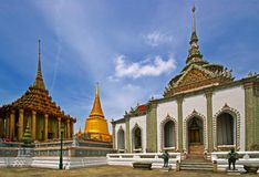 Thai Architecture Royalty Free Stock Image