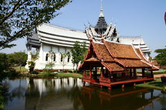 Thai architecture Stock Photography