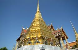 Thai Architecture, Demon Guardians at Wat Phra Kaew, Grand Palace, Bangkok, Thailand Stock Photo