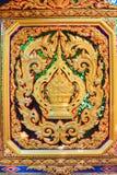 Thai architecture Stock Image