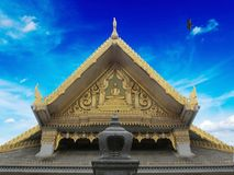 Thai architecture Stock Image