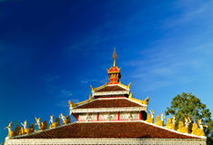 Thai Architecture. Stock Photography