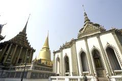thai arkitektkonsttempel Arkivbild