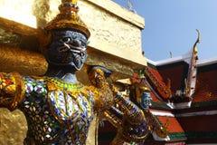 thai arkitektur Arkivfoton