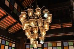 thai arkitektur Arkivbilder