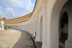 thai arkitektur Arkivbild