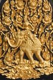 Thai art Stock Photo