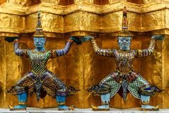 Thai art Stock Photos