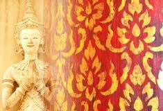 Thai art Stock Photography
